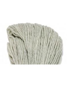 Plantefarvet uld - Gråt (ufarvet)