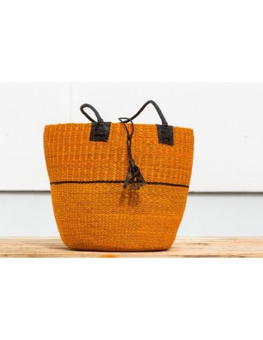 Kurv - Ladies handbag gul