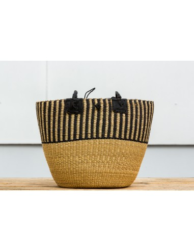 Kurv - Ladies handbag natur/sort