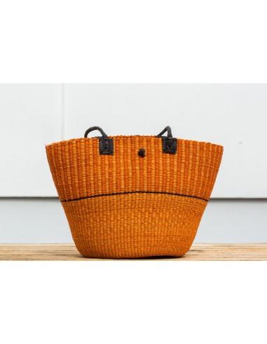 Kurv - Ladies handbag orange