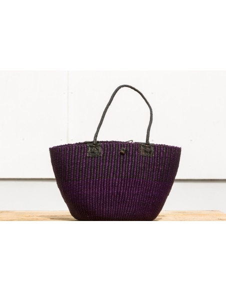 Kurv - Ladies handbag violet